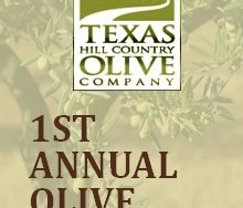 1st Annual Olive Festival
