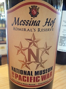 Messina Hof Admiral Reserve