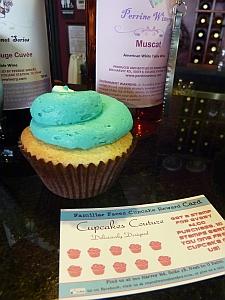 Perrine - cupcake pairing