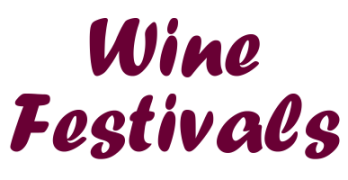 2013 Fall Wine Festivals