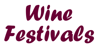 Wine Festivals