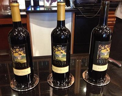 Bending Branch wines