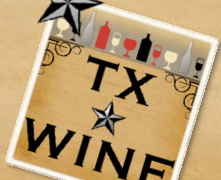 TX Wine Passport - stamp