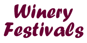 Winery Festivals
