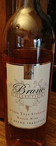 Bruno - Raisin Wine