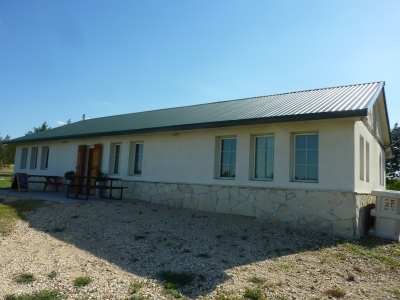 Moravia Vineyard & Winery - outside