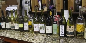Roussanne blind tasting - Revealed wines