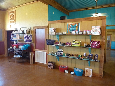 Fiesta Winery 290 - gift shop
