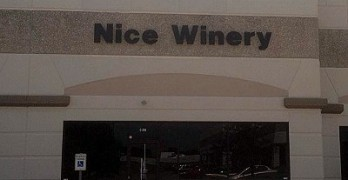 Nice Winery - outside