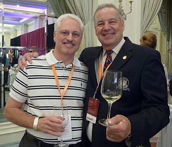 TEXSOM Day 2 - Fred Dame and me