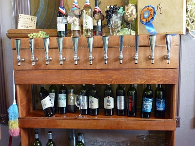 Kiepersol - wines to pour