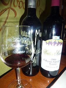 Wales Manor - wine