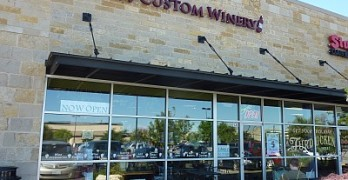 Austin Custom Winery - outside