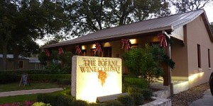 Boerne Wine Company - outside