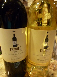 Boerne Wine Company - Tribute 1866