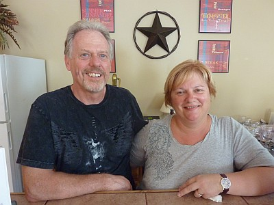 Caudalie Crest - Ray and Sue Verrill