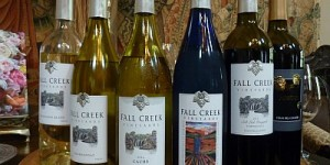 Fall Creek - wine