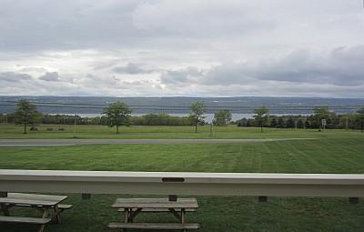 Sheldrake Point - lake