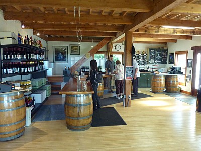 Arrowhead Spring - inside & Arrowhead Spring Vineyards | Texas Wine Lover