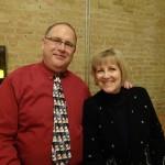 Bastrop Swirl - Brad & Sylvia Cook - Colorado River Winery