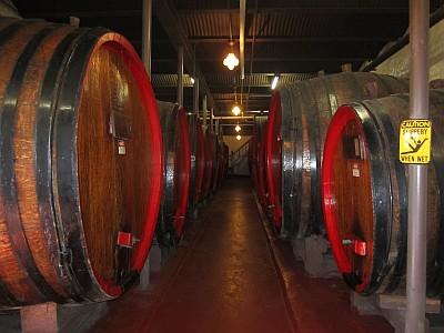 Pleasant Valley - large barrels