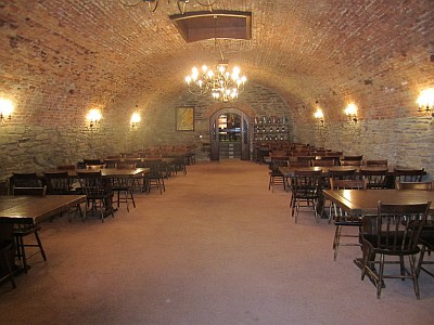 Pleasant Valley - old Champagne vault