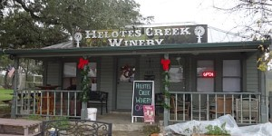 Helotes Creek - outside