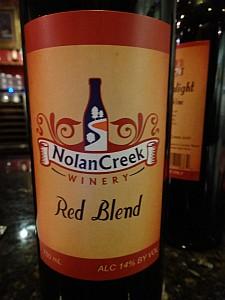 Nolan Creek - Red Blend