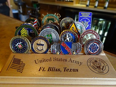 Star Canyon - challenge coins