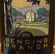 Review of Bending Branch Winery Souzão