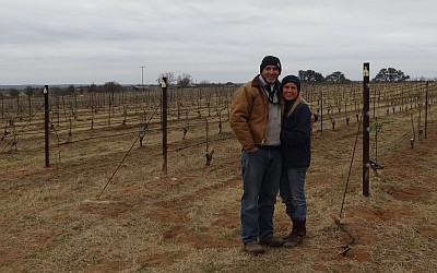 Robert Clay Vineyards - Dan & Jeanie McLaughlin