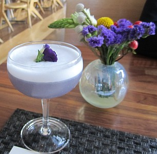 Pisco Sour and Aviation