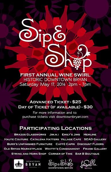 Bryan Sip & Shop