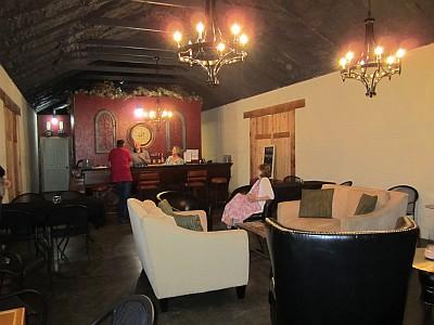 Castle Oaks - inside