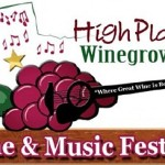 2014 High Plains Winegrowers Wine and Music Fest