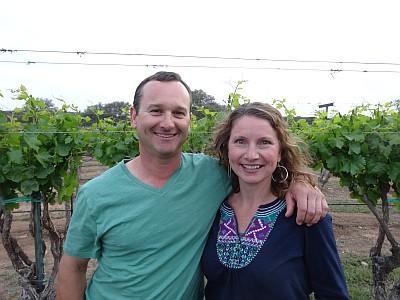 Seth and Laura Martin