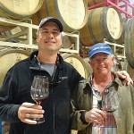 Bill Blackmon and Chris Brundrett of William Chris Vineyards Winemaker Profiles