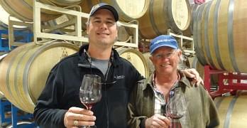 Bill Blackmon and Chris Brundrett of William Chris Vineyards Winemaker Profiles