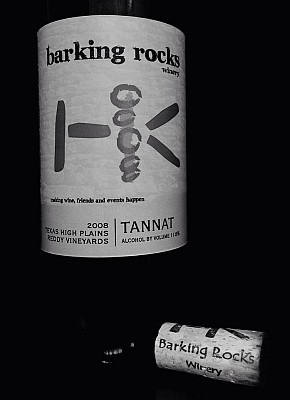 Barking Rocks Tannat 2008