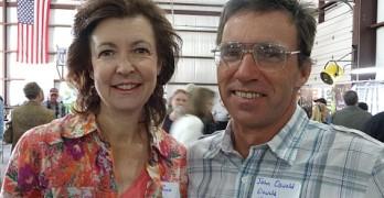 Dina-Marie and John Oswald