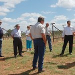 Groundbreaking Ceremony held for Torr Na Lochs Winery