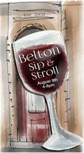 Belton Sip & Stroll