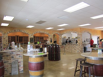 Flat Creek Enoteca Texas Wine Lover