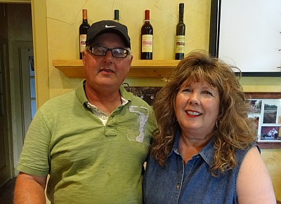 Rick and Connie Magers