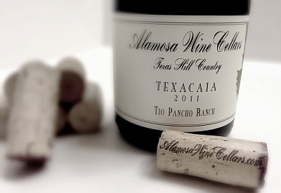 Alamosa Wine Cellars Texacaia 2011