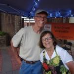 Don and Donna Freeman of Briar Creek Vineyards
