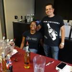 Clarice Nelson-Aranda and Jimmy Aranda of Dionisio Winery