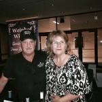 Larry and Brenda Thompson of Weinhof Winery