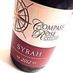 Review of Compass Rose Cellars Syrah 2012