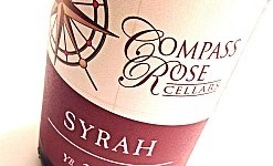 Compass Rose Syrah